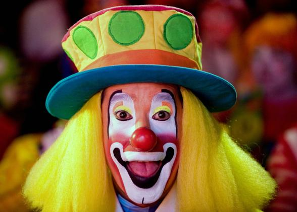 Image result for pictures of clowns