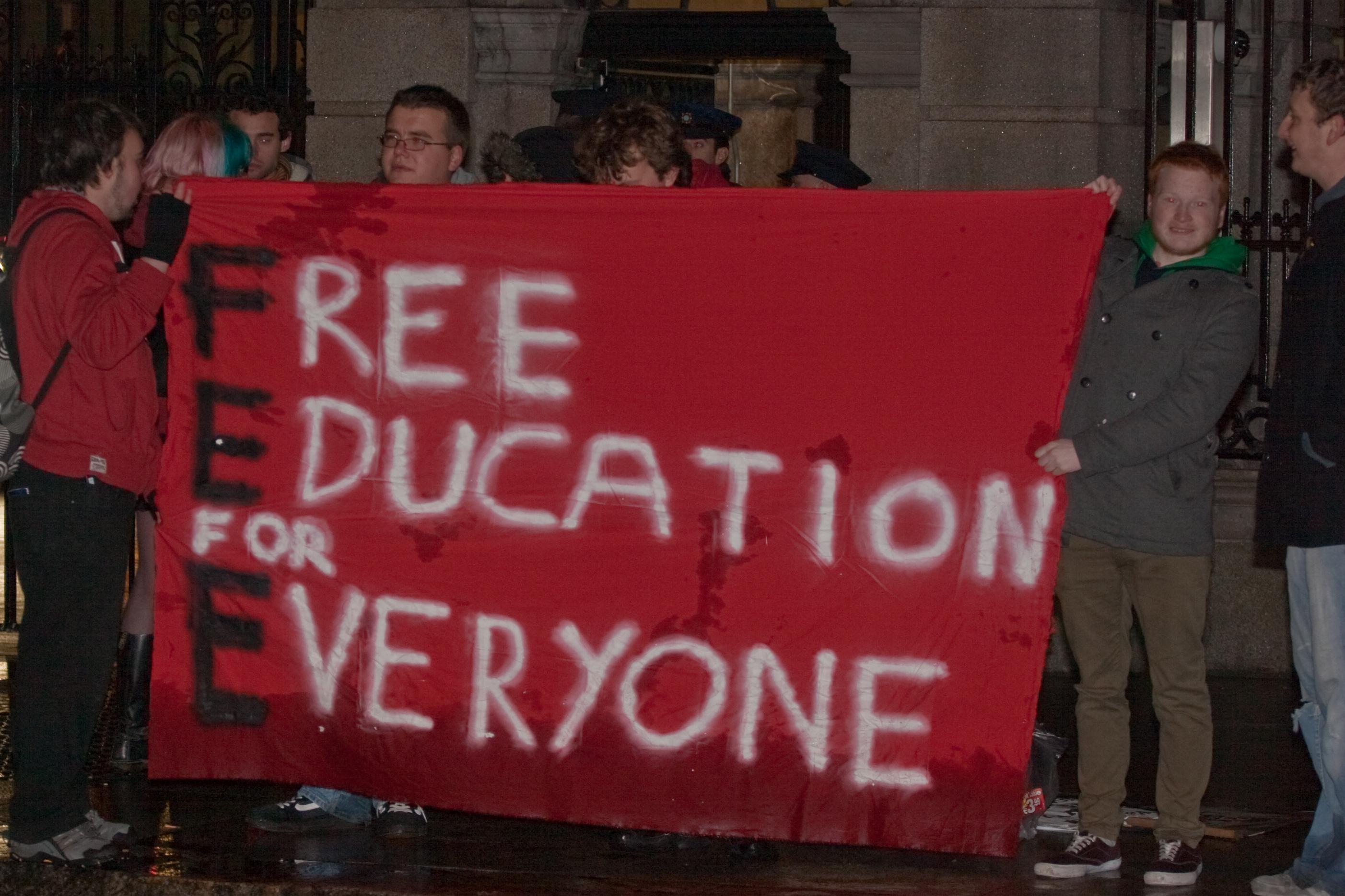 University education free uk dating