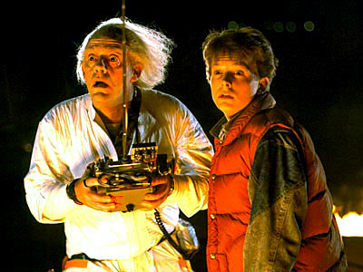 Back to the future, Doc