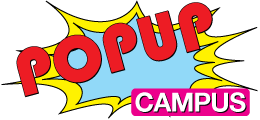 pop up campus logo