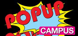 pop up campus logo