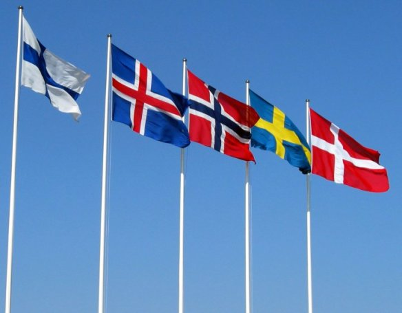 Norway and other Scandinavian countries: a bit cross